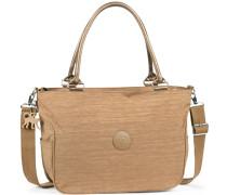 Basic Emmalee L BPC Handtasche 25 cm beige / braun
