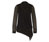 Bluse 'Liora' schwarz