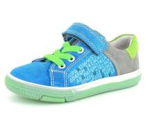 Jungen Sneaker Leder blau