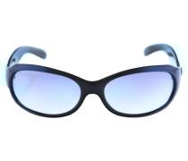 Sonnenbrille marine / schwarz