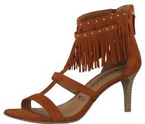 Sandalette 'Da' braun