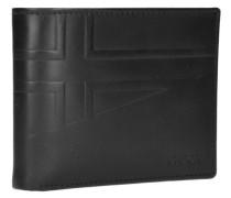 Hike Billfold 5 Geldbörse Leder 125 cm schwarz