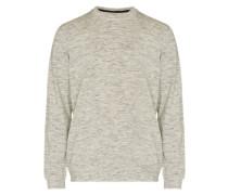 Sweatshirt 'Giovani' graumeliert