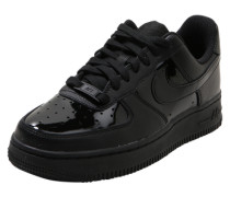 Sneaker Low 'Air force 1 '07' schwarz
