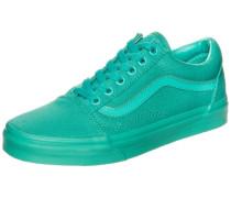 Old Skool Sneaker grün