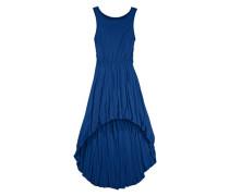 Kleid vorne kurz hinten länger blau