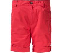 Shorts für Jungen rot