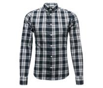 Karo-Hemd 'Shirt Check' schwarz
