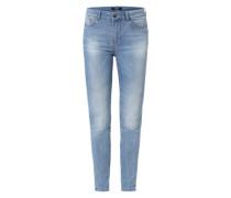 'Objskinnysally' Jeans blau