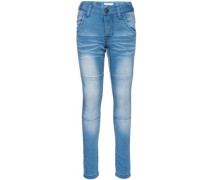 Slim Fit Jeans nittitan blau