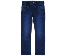 Nitterry Regular fit Jeans blau