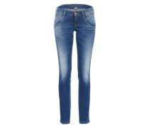 Slimfit Jeans 'yasmin' blue denim