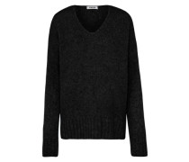 Oversized Pullover 'Lale' schwarz