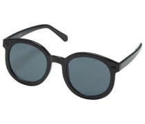 Einheitsgrößen Sonnenbrille schwarz