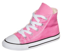 Chuck Taylor All Star High Sneaker Kleinkinder pink
