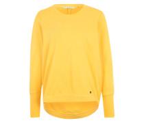 Sweatshirt 'Nikoliana' gelb