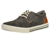 Sneaker khaki / naturweiß