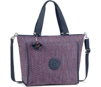 Basic New Shopper L Tasche 485 cm lila