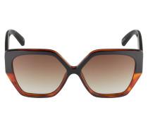 Sonnenbrille 'SO Fetch' braun
