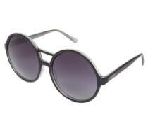 Oversize-Sonnenbrille: 'Coco' schwarz