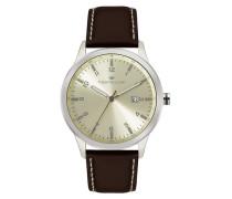 "Armbanduhr ""5415002"" braun"
