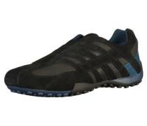 Sneaker blau / schwarz