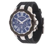 Armbanduhr 'cra050G224H' schwarz
