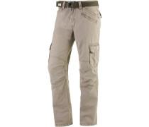 Hosen lang »BenitoTZ cargo pants incl. belt« beige