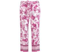 Hose pink / weiß