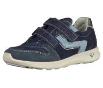 Sneaker marine / silber