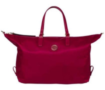 Handtasche 'poppy Duffle' blutrot