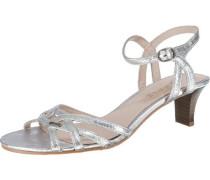 Riemchensandaletten 'Birkin Sandal' silber
