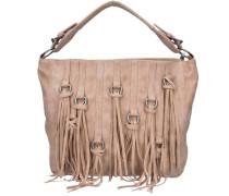 Cathy Vintage Handtasche 44 cm braun
