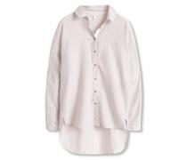 Bluse aus Baumwolle weiß