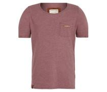 T-Shirt 'Fashionopfa' blutrot