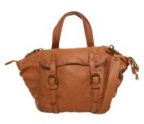 Handtasche 'Postbag' cognac