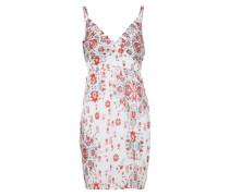 Sommerkleid 'amod' rot / weiß