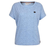 Shirt 'Detroit House VI' hellblau