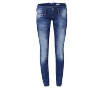 'Pitch' Slim Fit Jeans blue denim