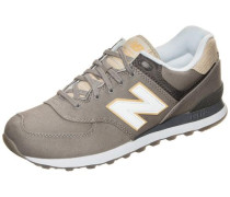 Sneaker 'ml574-Rtd-D' taupe
