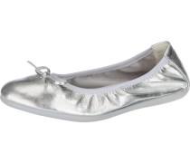 Kinder Ballerinas silber