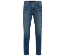 Jeans Slim-Fit blue denim