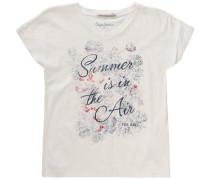 T-Shirt Cherry weiß