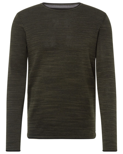 Pullover 'noos plated cnk' khaki