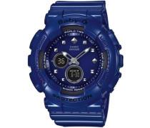 Baby-G Chronograph blau