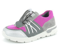 Sneaker Pascal grau / pink