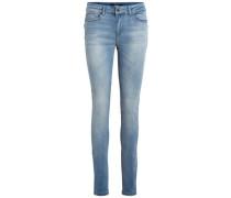'Objskinnysally' Jeans rauchblau