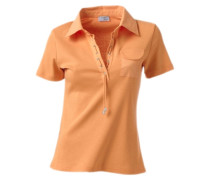 Polo-Shirt mandarine