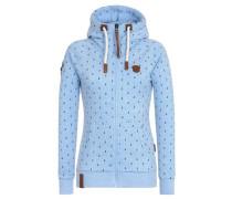 Female Zipped Jacket Brazzo Ankerdizzel II blau
