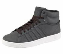 Sneaker 'Hoke Mid Cmf' dunkelbraun / dunkelgrau